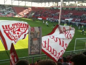 Ingolstadt Auswärts 2014