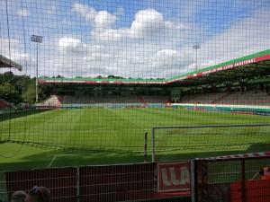 Preussen Berlin Auswärts DFB Pokal
